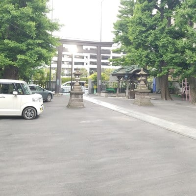 女躰大神(神奈川県)