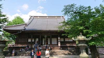 東京都寛永寺の写真