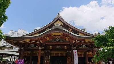 心城院の近くの神社お寺|湯島天満宮