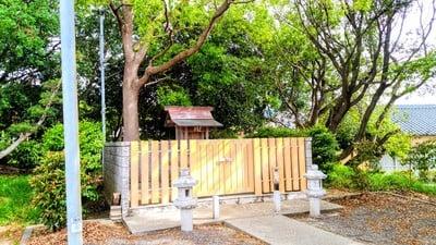 山ノ神社の本殿