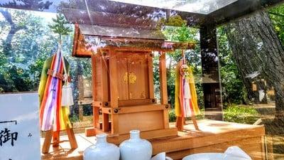 武雄神社の末社