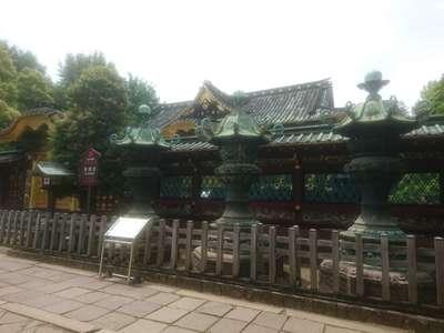 上野東照宮(東京都京成上野駅) - その他建物の写真