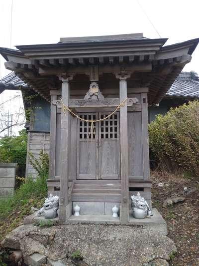 一ノ矢八坂神社の近くの神社お寺|八幡神社