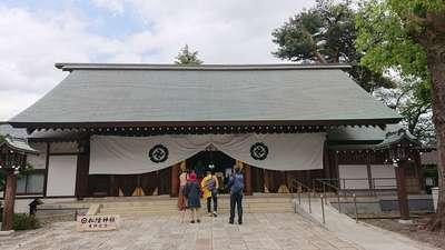 松陰神社(東京都松陰神社前駅) - 本殿・本堂の写真