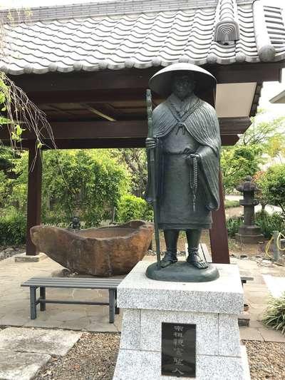 常福寺の像