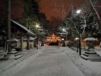北海道大谷地神社の写真