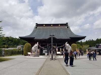 千葉県長福寿寺の写真