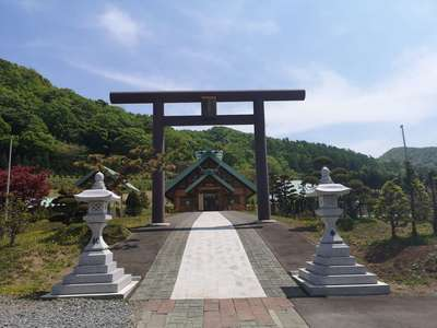 札幌御嶽神社の建物その他