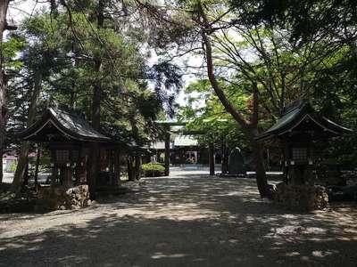 琴似神社の建物その他