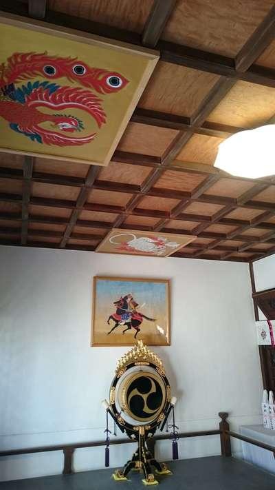 春日神社の芸術