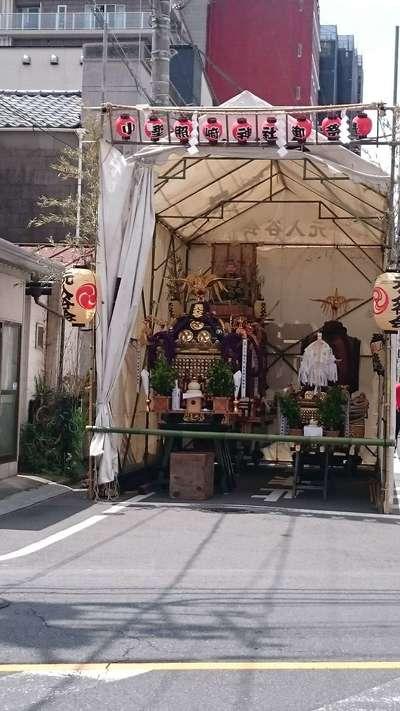 小野照崎神社のお祭り