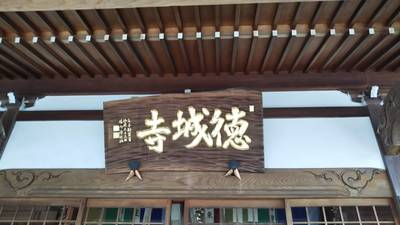 豊川閣 妙厳寺(豊川稲荷)の近くの神社お寺 徳城寺