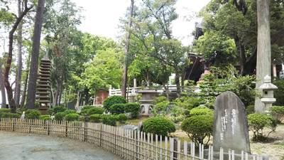 豊川閣 妙厳寺(豊川稲荷)(愛知県豊川稲荷駅) - 庭園の写真