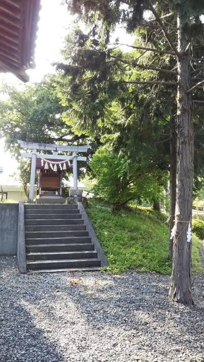 静岡県八幡神社の写真