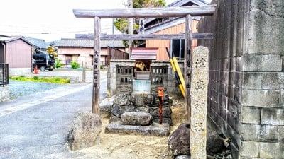 津島神社の建物その他