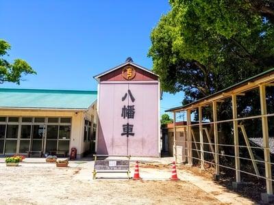 八幡社(下門八幡社)の建物その他