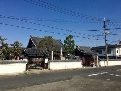 岡山県聖徳寺の建物その他