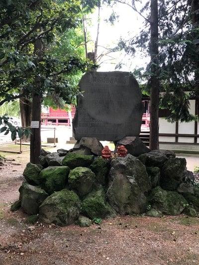 神奈川県飯泉八幡神社の建物その他