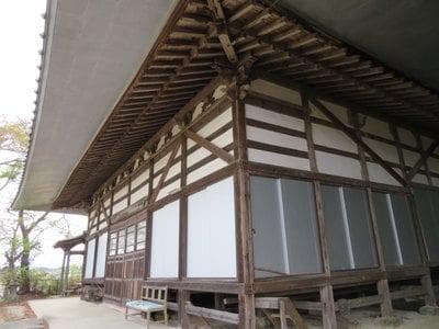 福島県妙養寺の本殿