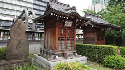 東京都覚林寺の写真