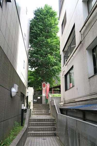 東京都白菊稲荷の写真