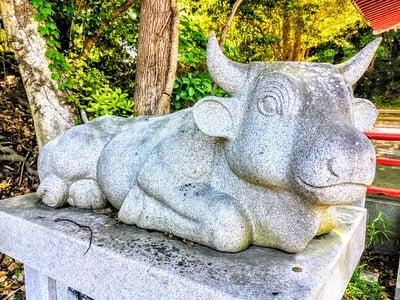 稲荷社(堀田稲荷神社)の狛犬