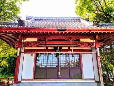 稲荷社(堀田稲荷神社)の末社
