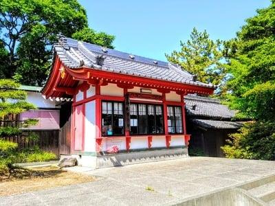 稲荷社(堀田稲荷神社)の建物その他
