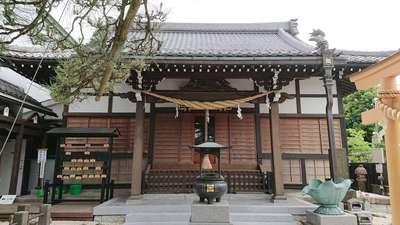 東京都瑞光寺の本殿