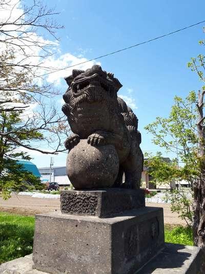 対雁通相馬神社(北海道石狩当別駅) - 未分類の写真