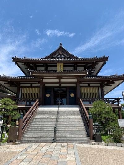延命寺(通称逗子大師延命寺)(神奈川県)