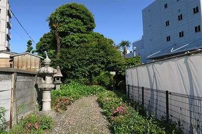 靍護稲荷神社(東京都)