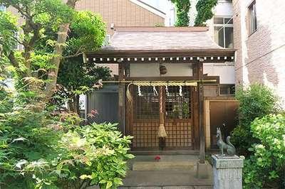 鍛冶稲荷神社(東京都)