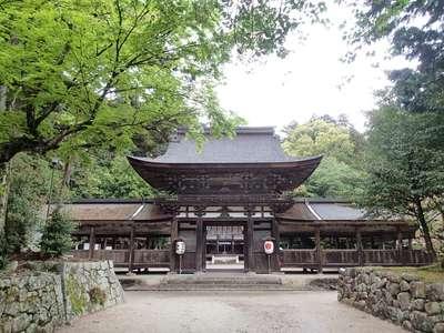 油日神社(滋賀県)