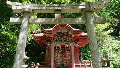 忍路神社(北海道)