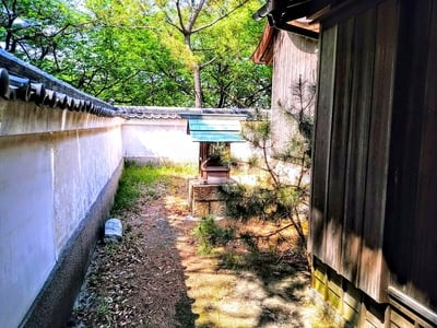 豊石神社の末社