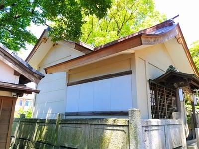 神宮社(愛知県上ゲ駅) - 本殿・本堂の写真