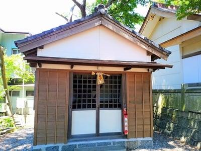 神宮社(愛知県上ゲ駅) - 末社・摂社の写真