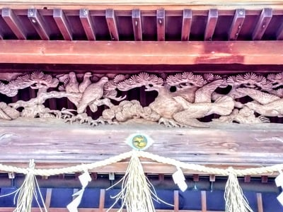 神宮社(愛知県上ゲ駅) - その他建物の写真