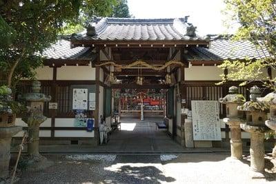 奈良豆比古神社(奈良県平城山駅) - 本殿・本堂の写真