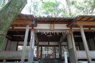 西宮神社の本殿