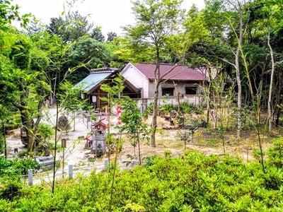 玉鉾神社の建物その他