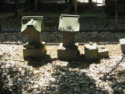 山梨県佐久神社の写真
