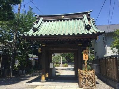 妙隆寺(神奈川県鎌倉駅) - 未分類の写真