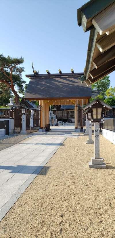 西根神社(福島県飯坂温泉駅) - その他建物の写真