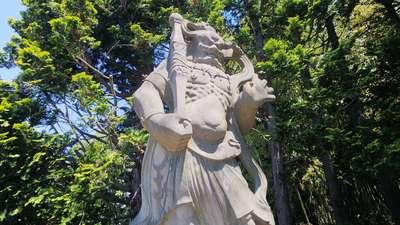 埼玉県岩殿山安楽寺(吉見観音)の写真