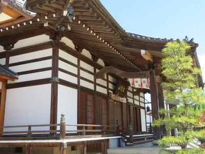 福島県千用寺の本殿