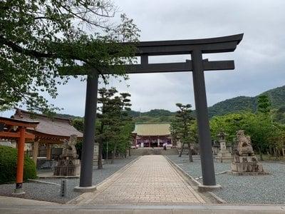 広島県亀山神社の写真