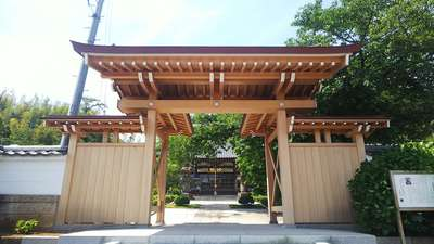 埼玉県東福寺の写真