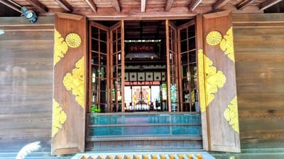 御器所八幡宮(愛知県荒畑駅) - 本殿・本堂の写真